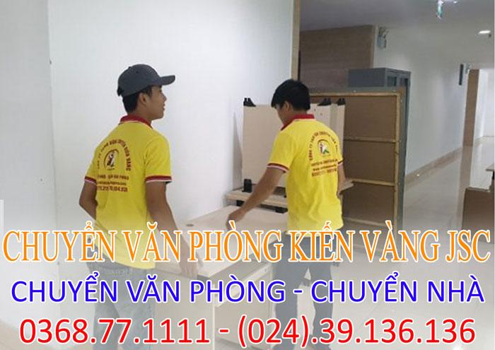 Dịch vụ chuyển văn phòng Hà Nội