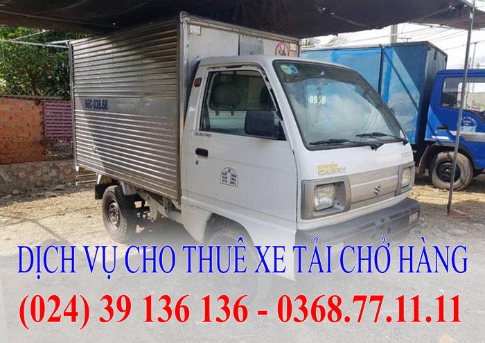 Dịch vụ cho thuê xe tải - Xe 500Kg